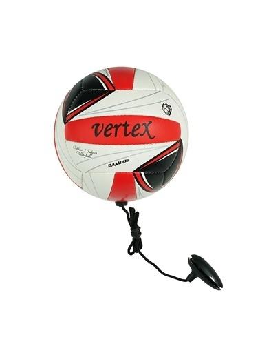 Vertex Vertex Campus 5 No Renkli SarkaÇ Voleybol Topu Kırmızı